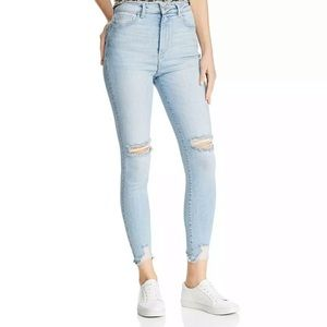 DL1961 SZ 25 Chrissy HiRise Sculpting Skinny Jeans
